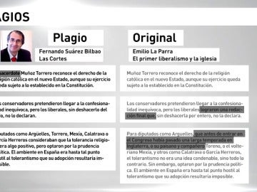 Frame 18.779821 de: Acusan ya de 9 plagios al rector de la Universidad Rey Juan Carlos de Madrid