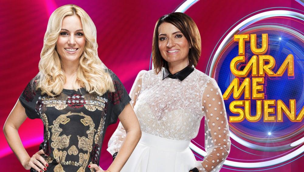 Silvia Abril realizará la impresionante actuación de Edurne en Eurovisión