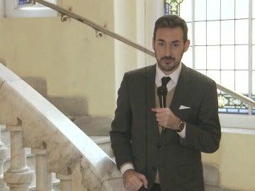 Jonathan Ruiz, periodista de Ecos de Sociedad, tiene un especial noticia para los seguidores