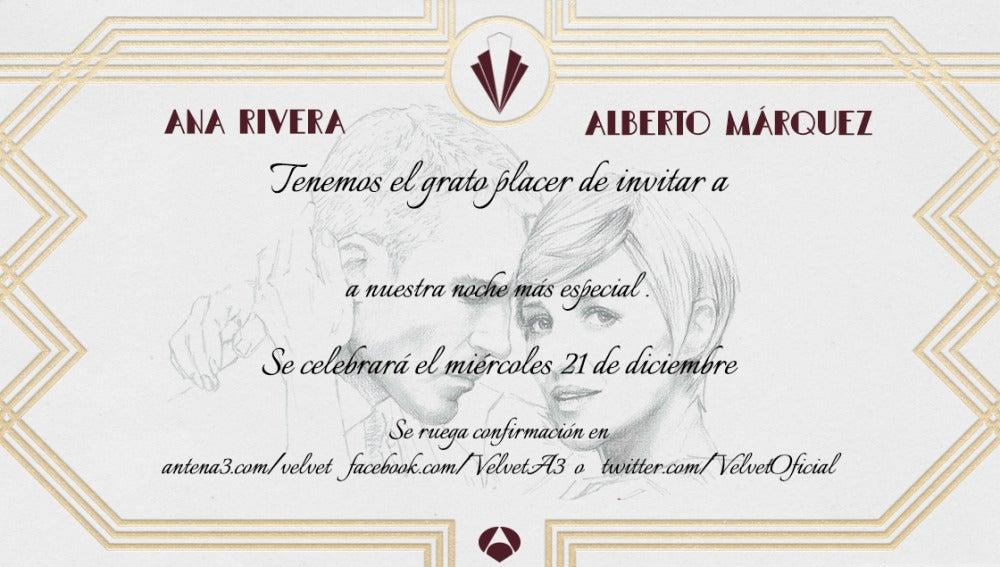 Descarga tu invitación para asistir a nuestra noche más especial