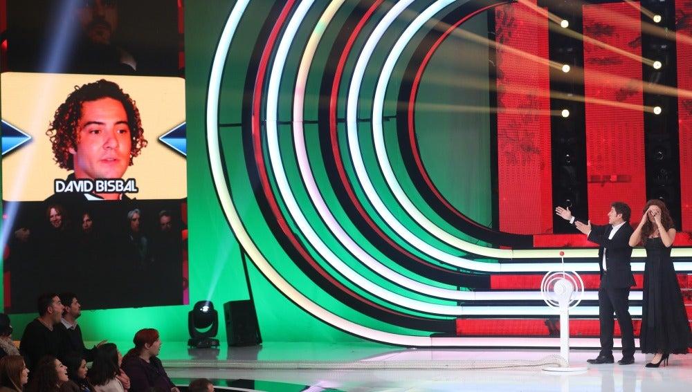 Chenoa y David Bisbal se reencontrarán en la próxima gala de 'Tu cara me suena'