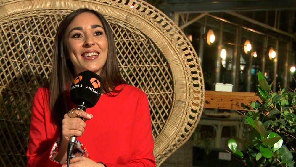 """Gala Évora: """"Estoy muy contenta con el final de 'Mar de plástico'"""""""