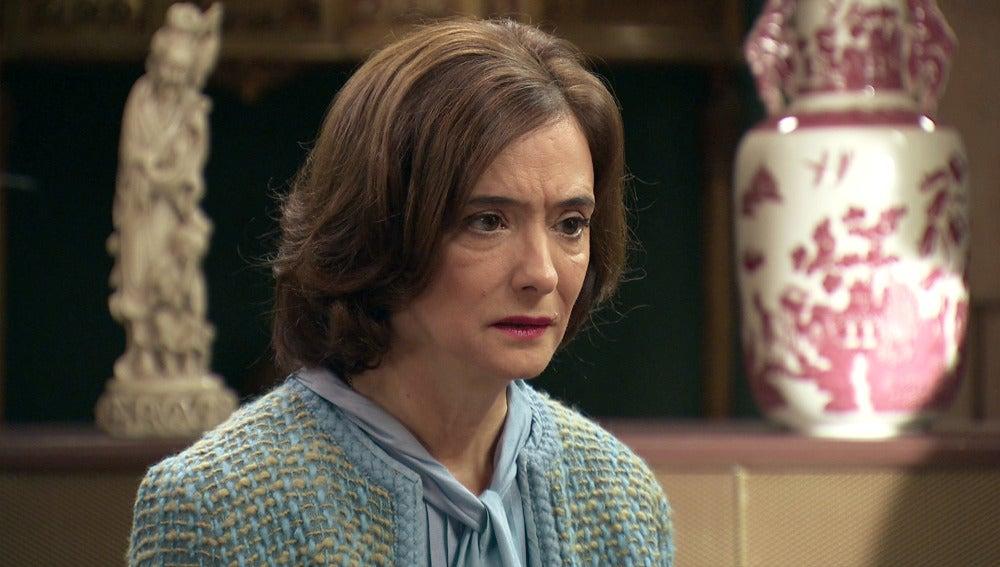 Rosalía comienza a dudar de la sinceridad de Marta