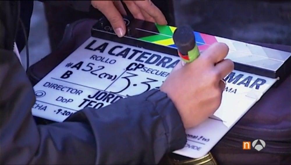 Frame 43.61 de: Cáceres se convierte en un gran plató de cine gracias a tres superproducciones