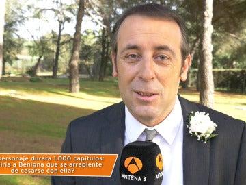 El futuro incierto de los protagonistas tras la boda de Benigna y Benito