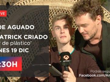 Facebook Live Federico y Patrick