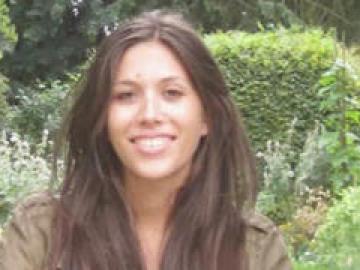 Ana María Enjamio, la joven asesinada en Vigo