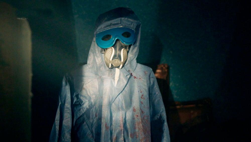 El asesino del martillo de 'Mar de plástico'