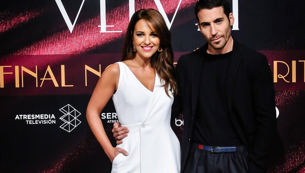Paula Echevarría y Miguel Ángel Silvestre