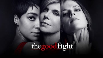 Cartel de 'The Good Fight'