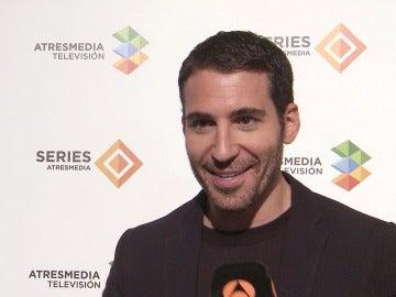 """Miguel Ángel Silvestre: """"Los nervios se me pasarán al ver a Paula delante"""""""