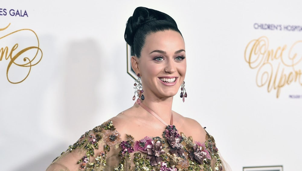 Katy Perry en la gala Once Upon a Time 2016