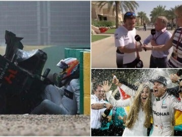 Lo más visto de F1 en 2016