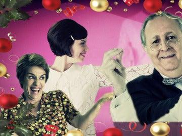 """Los protagonistas de 'Amar es para siempre' te desean """"Felices Fiestas"""""""