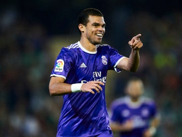 Pepe, defensa del Real Madrid