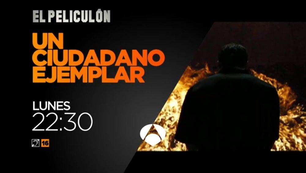 Frame 9.20636 de: Cine de acción en Antena 3 con 'Un ciudadno ejemplar'