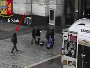 Frame 4.935291 de: Después de atentar en el mercadillo huyó a Italia pasando por Francia