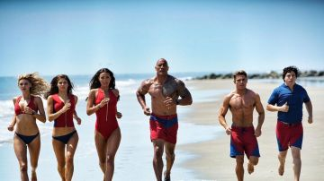 'Los vigilantes de la playa' llegará a los cines el 12 de mayo de 2017