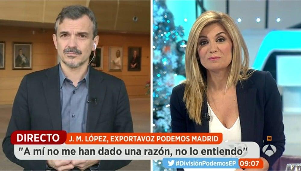 """Frame 438.993019 de: José Manuel López, tras ser cesado: """"Nadie me ha dado una razón"""""""
