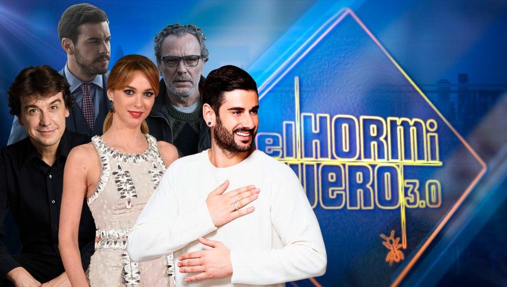 Los invitados que abren el año en 'El Hormiguero'