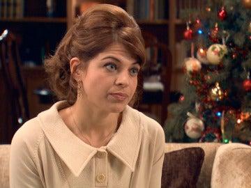 Nuria rechaza la invitación de Rosalía a cenar en Nochebuena