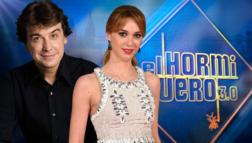 La 'chica Velvet', Marta Hazas y Javier Veiga en 'El Hormiguero 3.0'