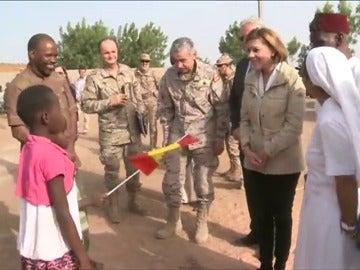 Frame 57.577573 de: Los militares españoles han instruido ya a 9.000 malienses