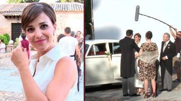 Así fue el rodaje de la boda fallida de Ana y Alberto