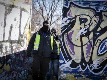 Detenidos dos yihadistas en Madrid