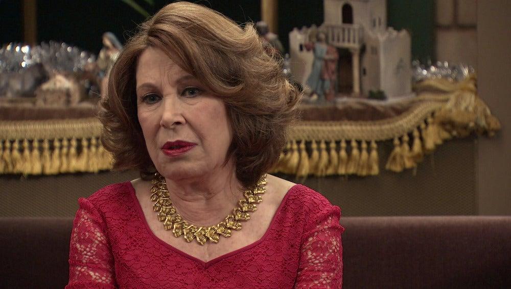 Ana María quiere descubrir más trapos sucios de Marta