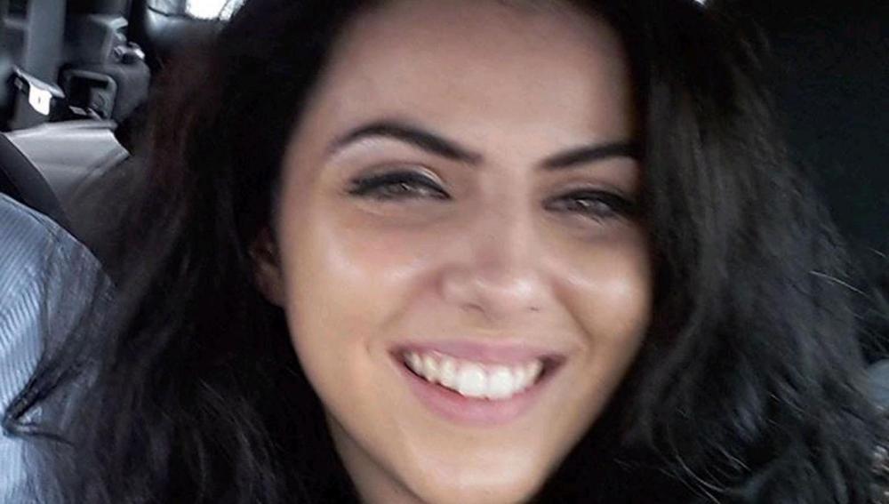 Isabel Gayther, estudiante desaparecida