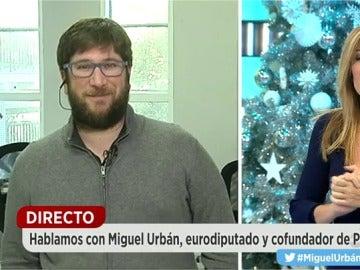 """Frame 915.133376 de: Miguel Urbán: """"Hay que dejar de parecer un patio de colegio y hacer política"""""""