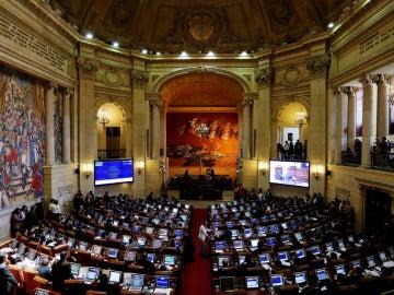 Cámara representantes de Colombia