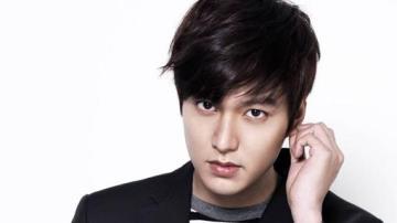 El actor coreano Lee Min Ho
