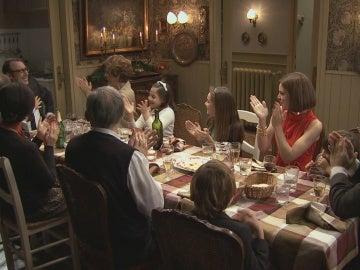La Nochebuena se celebra en el hostal de Benigna