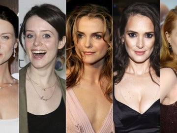 Las actrices nominadas a los Globos de Oro