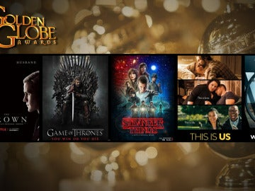 Series nominadas a los Globos de Oro