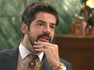 Alonso no quiere celebrar su matrimonio con Félix