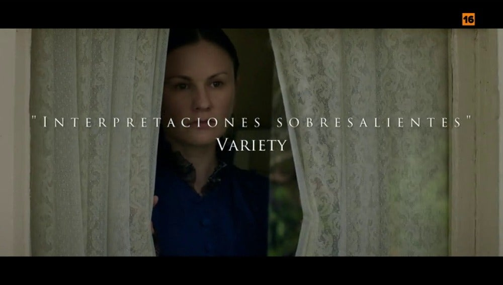 Frame 3.542656 de: Antena 3 emitirá muy pronto la miniserie 'Raíces'