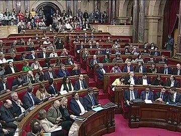 Frame 17.823579 de: El 'no' a la independencia catalana aventaja al 'sí' con un 1,5% de diferencia