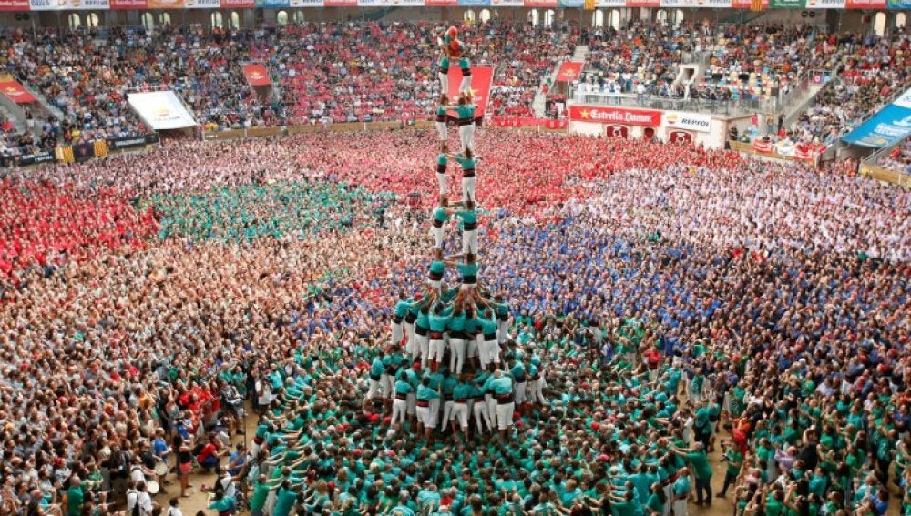 Castellers de Villafranca