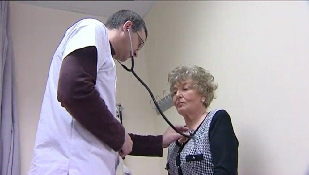 Frame 25.702677 de: Se intensifica la epidemia de la gripe: por cada 100.000 habitantes 91 casos