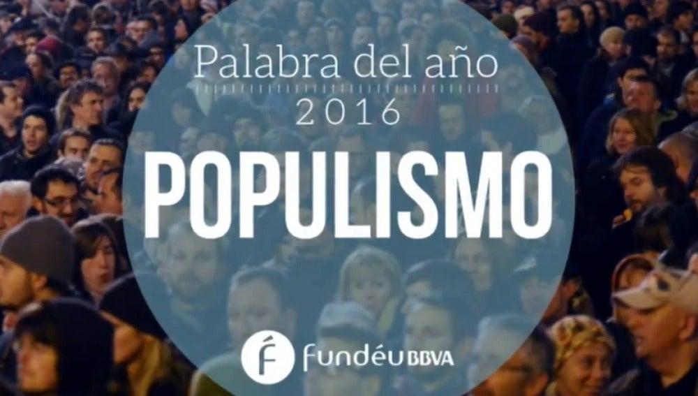 Frame 40.91083 de: La palabra del año 2016 para la Fundeo: populismo