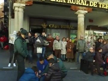 Mannequin Challenge en Teruel