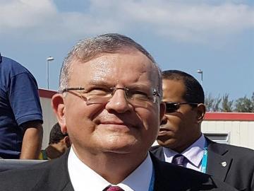 El embajador griego fallecido, Kyriakos Amiridis