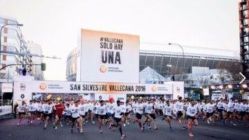 San Silvestre Vallecana 2016