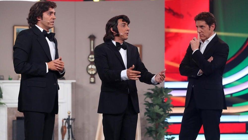 """Canco Rodríguez y David Guapo evitan al jurado el """"mal trago"""" de valorarles"""