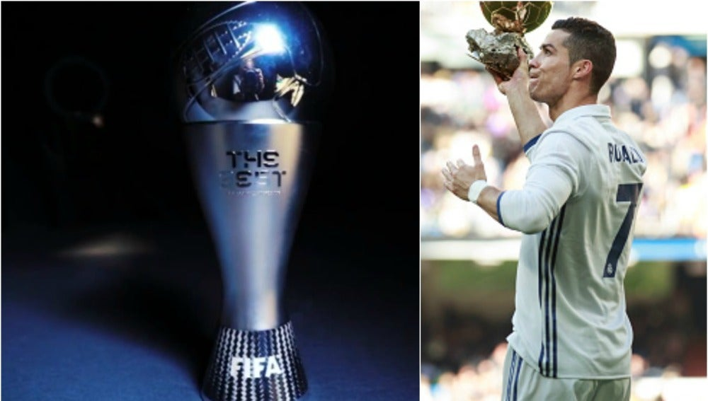 Cristiano Ronaldo, máximo favorito para The Best de la FIFA