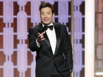 Jimmy Fallon, presentador de los Globos de Oro