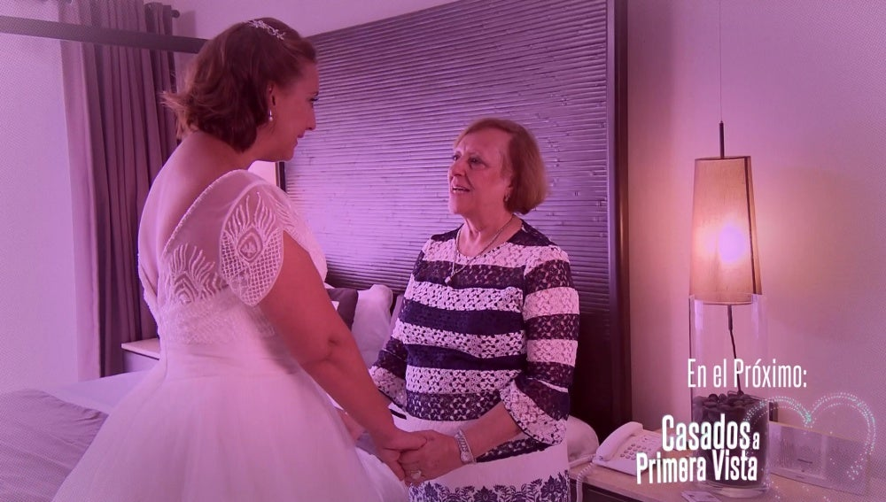 Nuevas parejas, celos, enfrentamientos y una madre arrepentida en el próximo programa de 'Casados a Primera Vista'